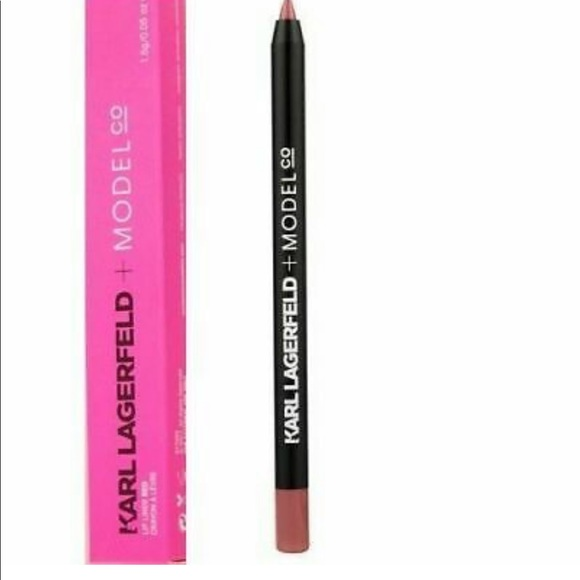 KARL LAGERFELD + MODELCO Other - KARL LAGERFELD + MODELCO LIP LINER IN ROSEWOOD